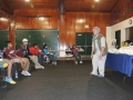 Shalom Park Freedom School Scholars returned to Shalom Park on Saturday November 16 for a fun fall day