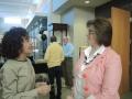 lynne-sheffer-president-of-temple-israel-with-principal-carolyn-rodd-from-huntingtowne-farms-elementary